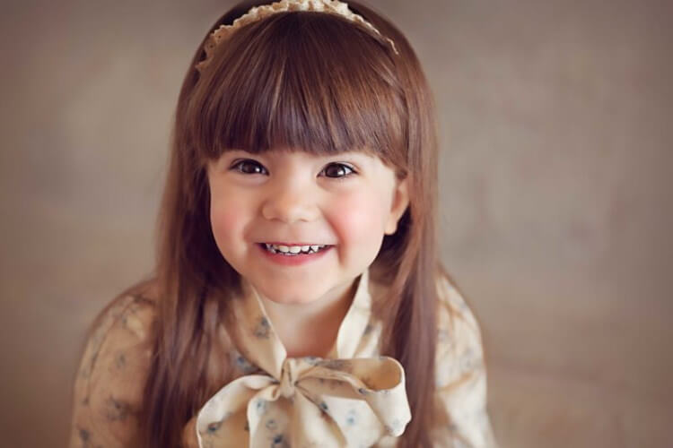 emily sister smiling