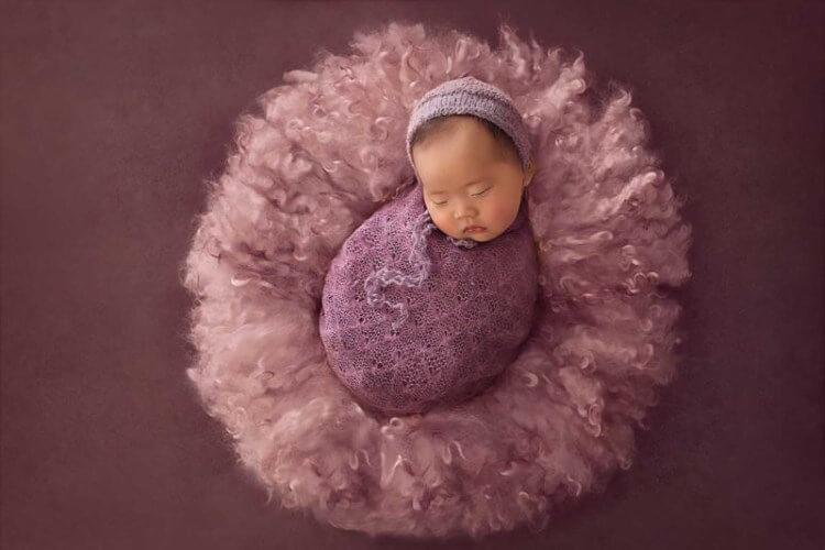 Emmalyn newborn photography Brisbane