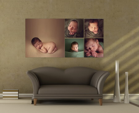 newborn artwork that deserves to be printed