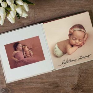 Newborn Photography albums