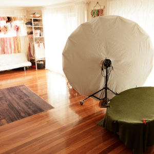 Brisbane Maternity and Newborn photography studio